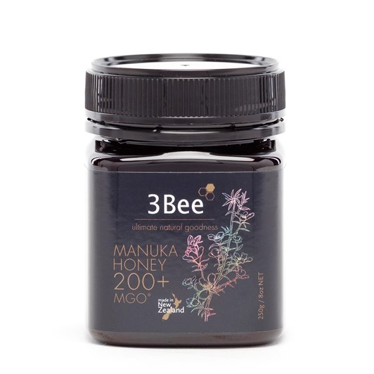 3Bee Premium Manuka Honey 200+ MGO