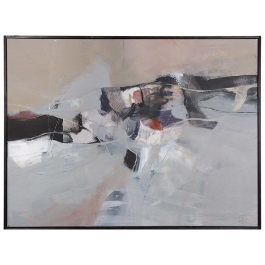 """Brent Forbes Acrylic On Canvas 1020x770mm """"Abstract 3"""""""