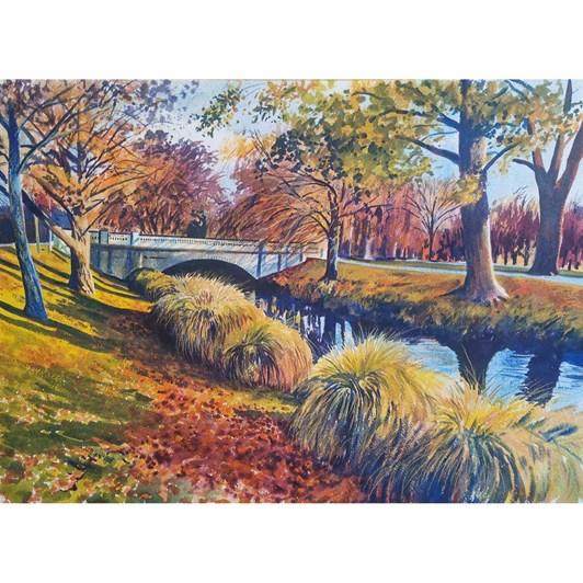 Kelvin McMillan Avon River 760mm x 560mm