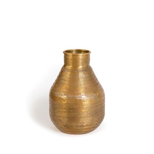 Nadee Vase Jug Sml Brass Mtl 15X23Cm