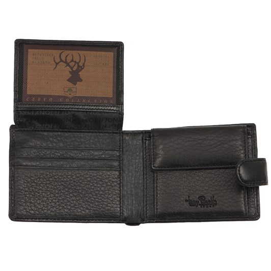 Tony Perotti Cervo Leather Wallet
