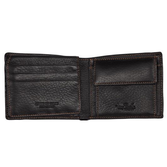 Tony Perotti Cervo Deer Leather Wallet