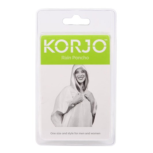 Korjo Reusable Raincoat
