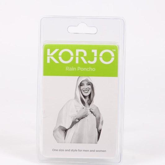 Korjo Reusable Raincoat