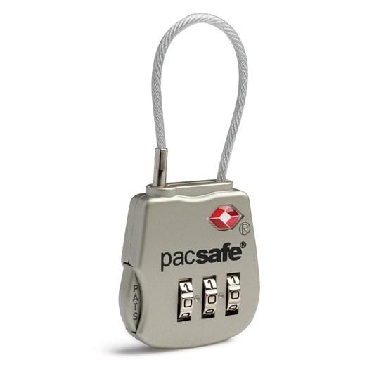 Pacsafe Prosafe 800 TSA 3-Dial Cable Lock