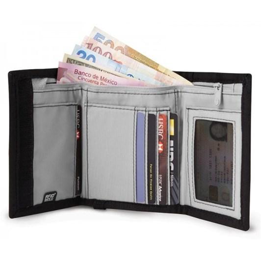 Pacsafe RFRDsa Z50 Tri-Fold Wallet