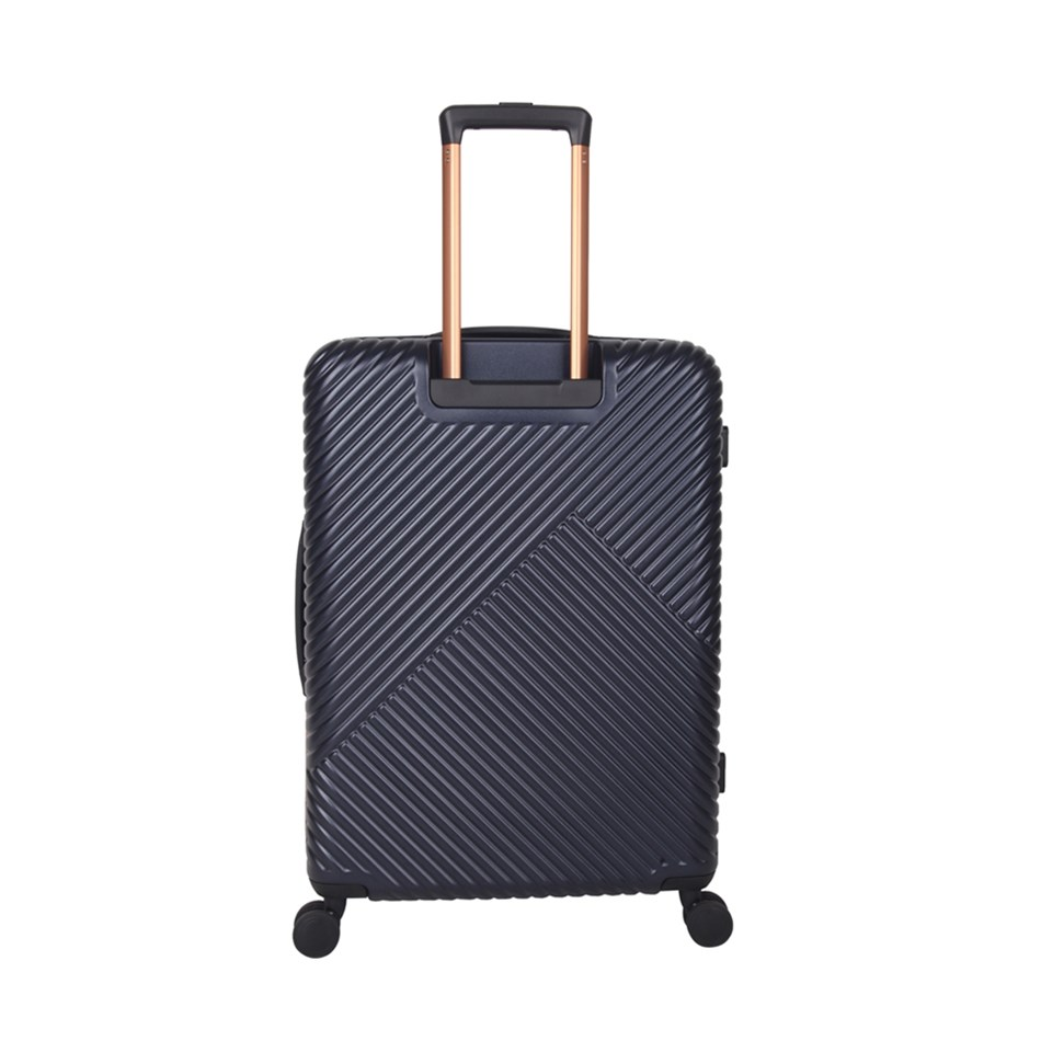 Saben 66cm Spinner Suitcase - navy