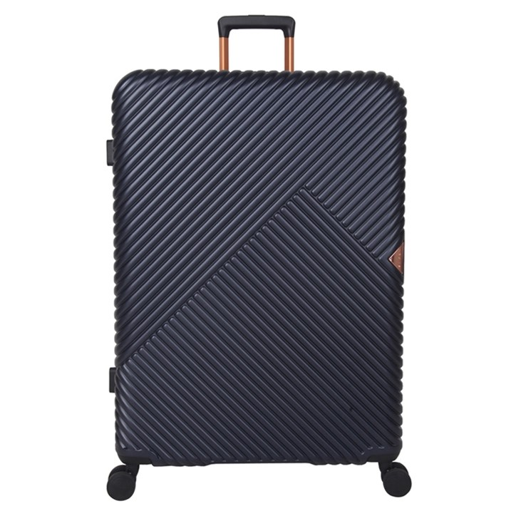 Saben 76cm Spinner Suitcase - navy