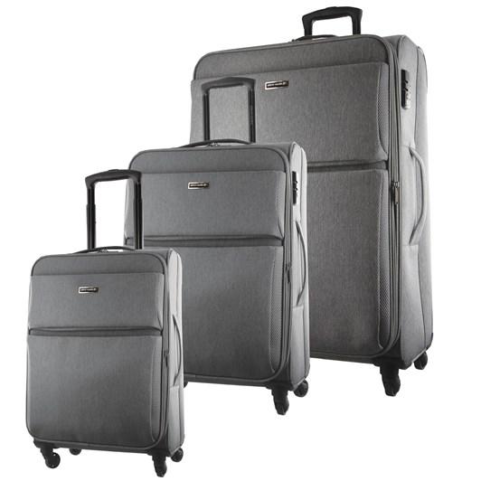 Pierre Cardin Soft Luggage Case 48Cm/40L