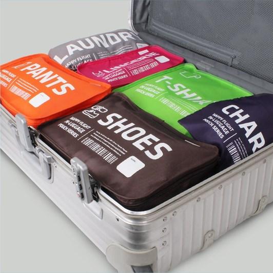 Alife Design In-Luggage Index 6 Set-B