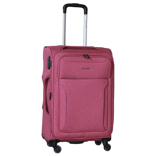 Pierre Cardin Soft Luggage Cabin Case 48cm