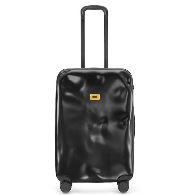 Crash Baggage Suitcase - 01 black