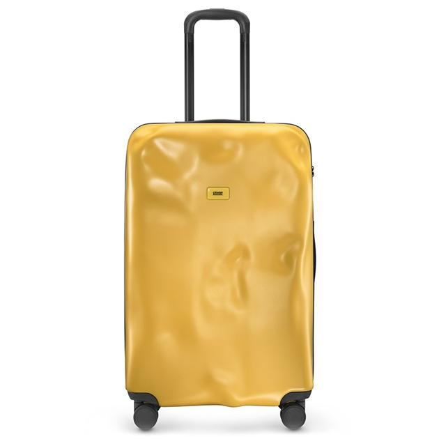 Crash Baggage Suitcase - 04 yellow