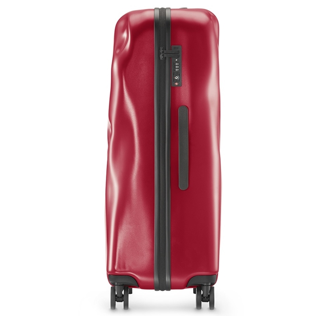 Crash Baggage Suitcase - 11 red