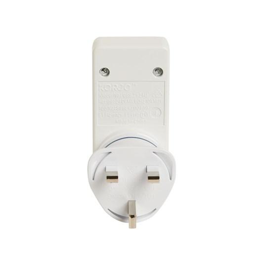 Korjo USB & Power Adaptor UK/NZ