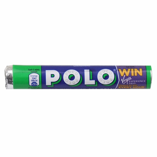 Nestle Polo Mints Original 34g