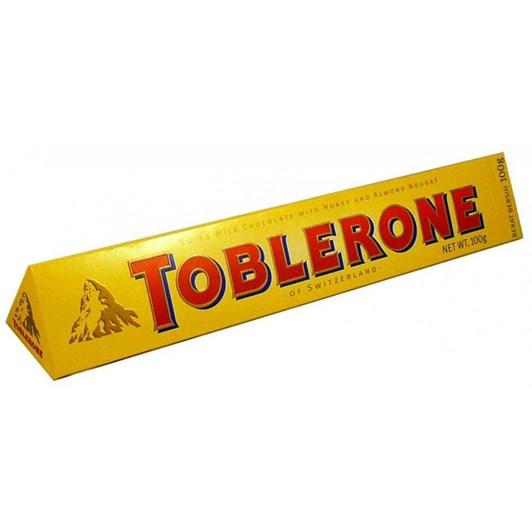 Toblerone Milk Chocolate 100g
