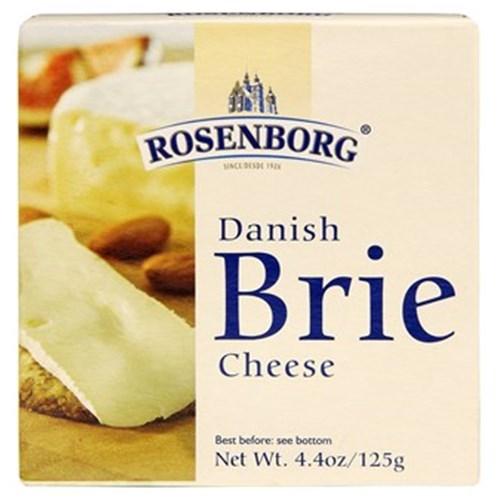Rosenborg Danish Brie 125g
