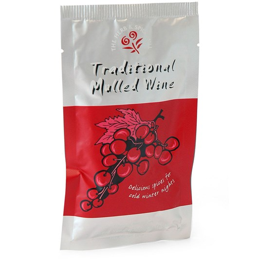 Herb and Spice Mill Mulled Wine Gourmet Sachet 25g
