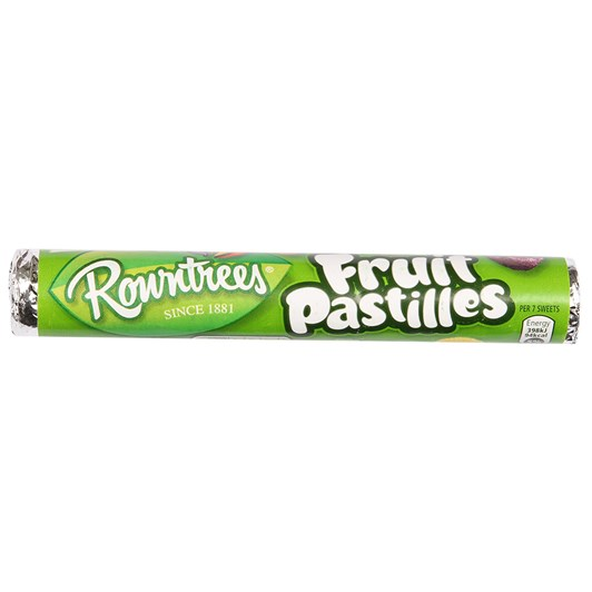 Rowntree Fruit Pastilles Roll 48g