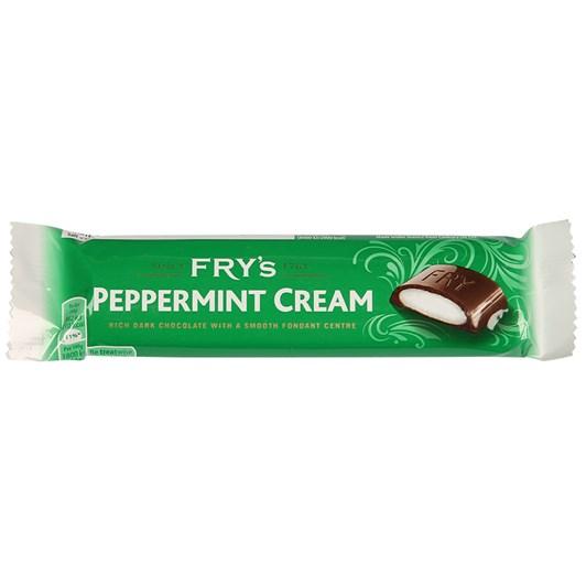 Frys Peppermint Cream 50g