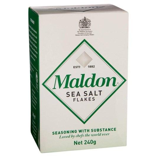 Maldon Sea Salt 240g