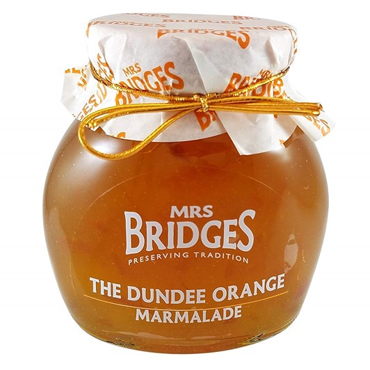 Mrs Bridges Dundee Orange Marmalade 340g