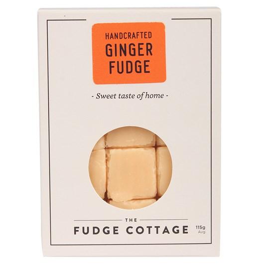 Fudge Cottage Crystallised Ginger 100g