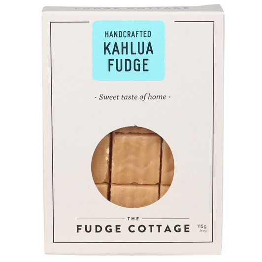 Fudge Cottage Coffee & Cream Fudge 100g