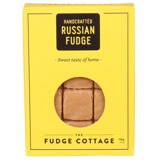 Fudge Cottage Russian Fudge 100g