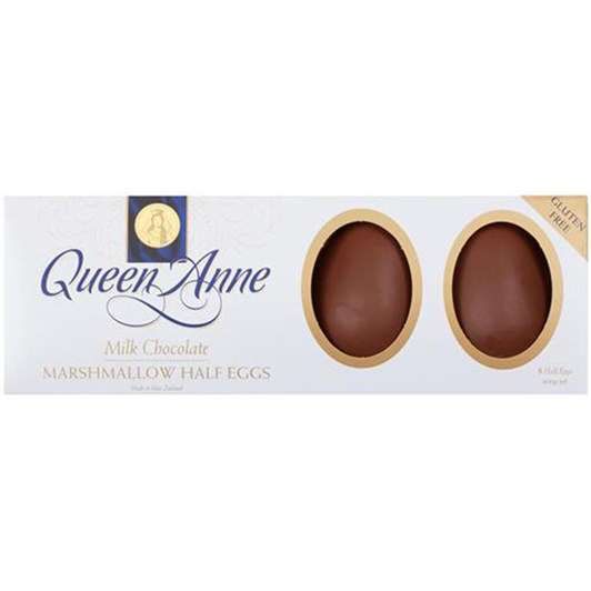 Queen Anne Milk Chocolate Easter Eggs 400g