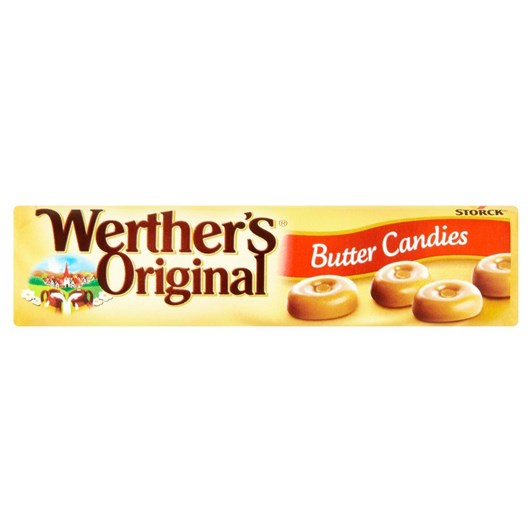 Werthers Original Butter Candies Stick 50g