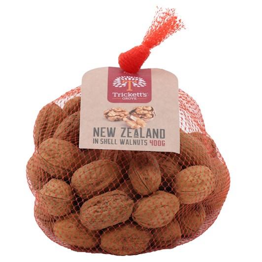 Kernelz Walnuts in Shell 400g
