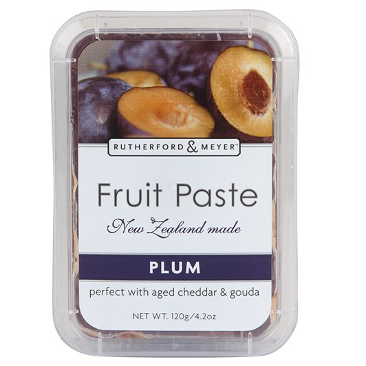 Rutherford and Meyer Plum Paste 120g