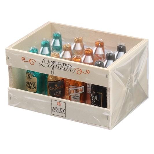 Abtey Wooden Crate Liqueurs 155g