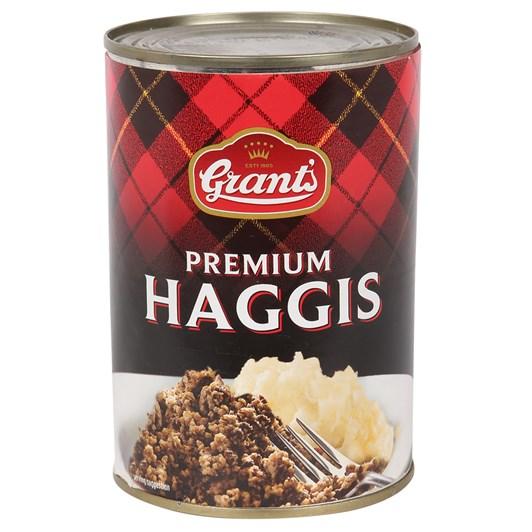 Grants Lamb Haggis 470g