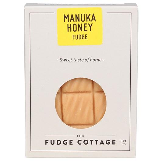 Fudge Cottage Manuka Honey Bar 100g
