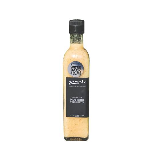 Zarbo Mustard Vinaigrette 500ml