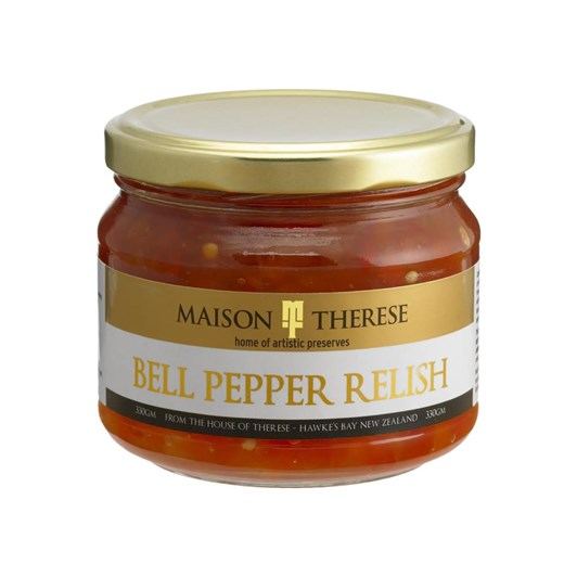 Maison Therese Bell Pepper Relish 330g