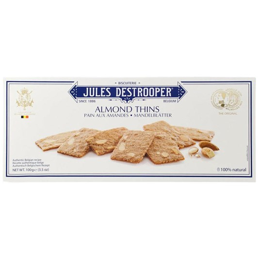 Destrooper Almond Thins 100g