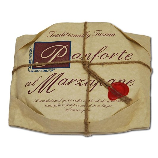 Traditionally Tuscan Panforte al Marzapane 550g