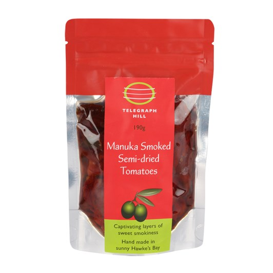Telegraph Hill Smoked Semi Dried Tomato 190g