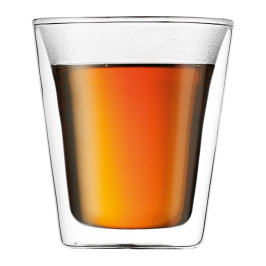 Bodum Canteen Medium Double Wall Espresso Glass
