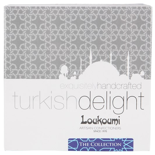 Loukoumi Premium Selection Turkish Delight 250g