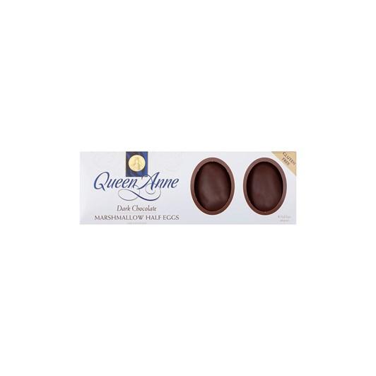 Queen Anne Dark Chocolate Marshmallow Eggs 400g