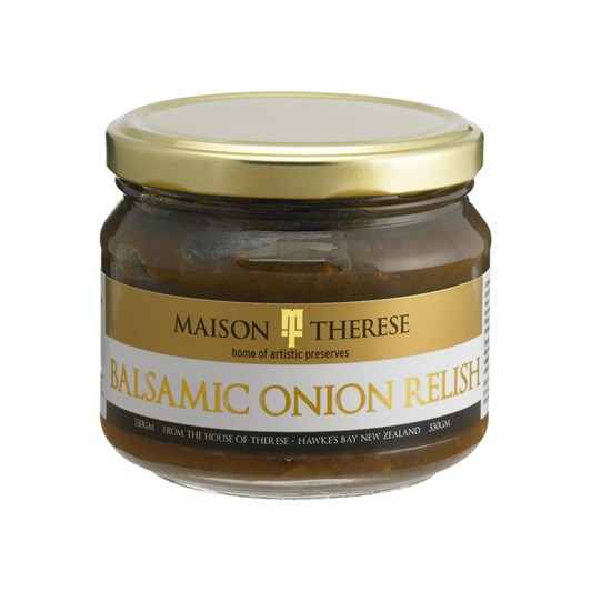Maison Therese Balsamic Onion Relish 330g