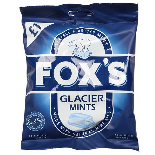 Foxs Glacier Mints 130g
