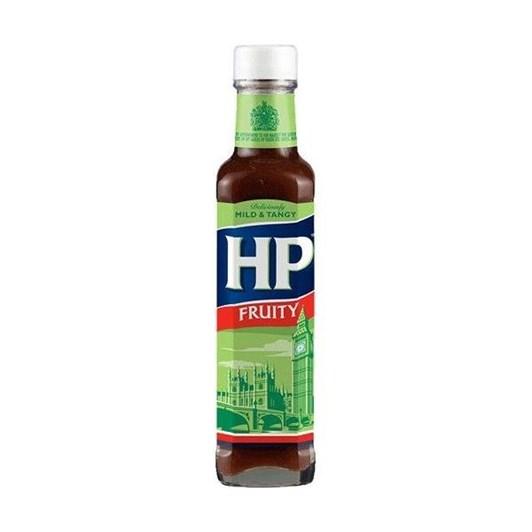 HP Fruity Sauce in Glass Bottle 300g