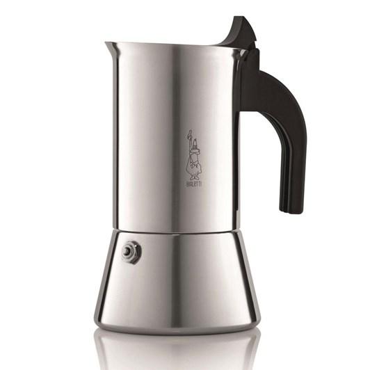 Bialetti Venus Elegance Stainless Steel 4 Cup Coffee Maker