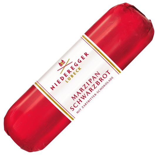 Niederegger Dark Choc Covered Marzipan Loaf 48g